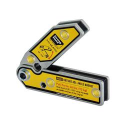 Polohovatelný úhlový magnet...