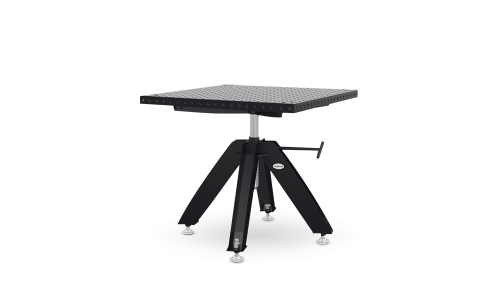 We have expanded the range of Siegmund welding tables